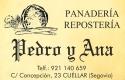Panadería Pedro y Ana