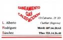 Saneamiento Gas Calefacción L Alberto Rodríguez Sánchez