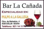 Bar La Cañada